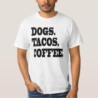 Perros. Tacos. Café Playera