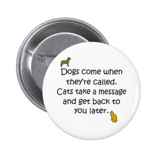 Perros y gatos pins