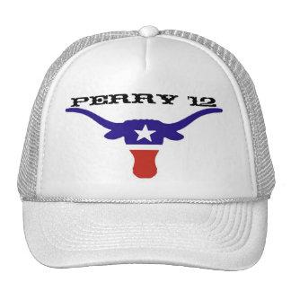 PERRY '12 TRUCKER HAT