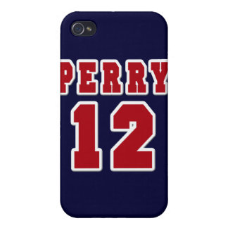 Perry '12 iPhone 4 covers