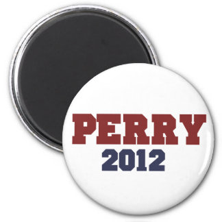 Perry 2012 2 inch round magnet