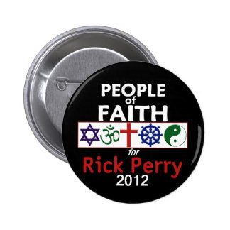 Perry 2012 Button