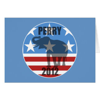 Perry 2012 greeting cards