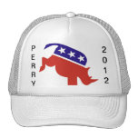 PERRY 2012 HATS