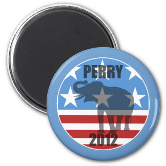 Perry 2012 magnet