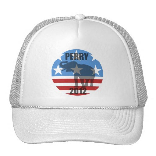 Perry 2012 mesh hat