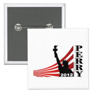 Perry 2012 - Presidente Pins