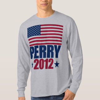 Perry 2012 shirt