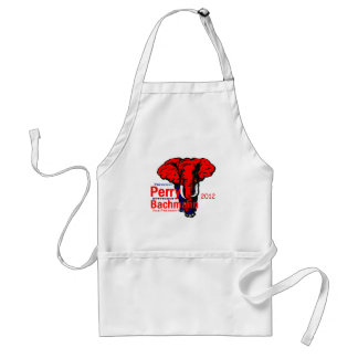 Perry Bachmann 2012 Adult Apron
