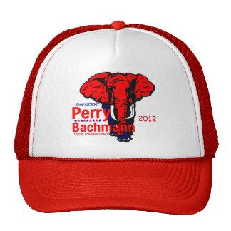 Perry Bachmann 2012 Trucker Hat