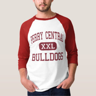 Perry Central - Bulldogs - High - New Augusta T-Shirt