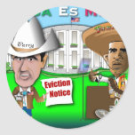 Perry desahucia a Obama Etiqueta Redonda