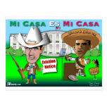 Perry desahucia a Obama Postal