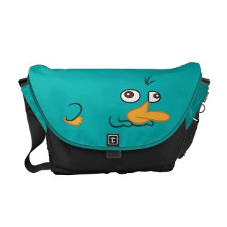 Perry el Platypus Bolsa Messenger