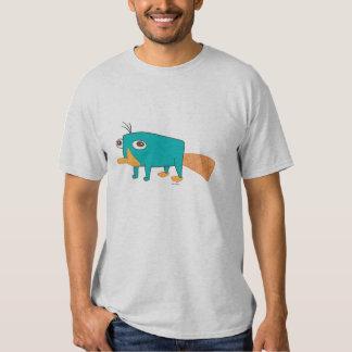 Perry el Platypus Camisas