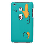 Perry el Platypus Case-Mate iPod Touch Protector
