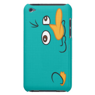 Perry el Platypus Case-Mate iPod Touch Protectores
