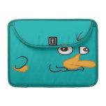 Perry el Platypus Funda Macbook Pro