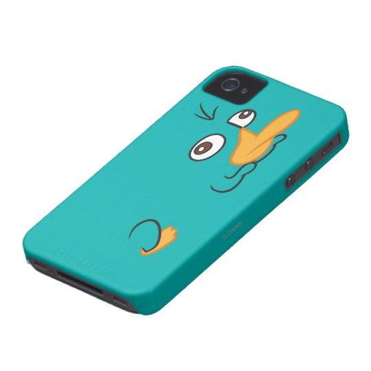 Perry el Platypus Funda Para iPhone 4 De Case-Mate