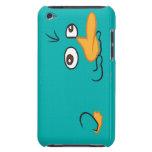 Perry el Platypus iPod Touch Carcasas