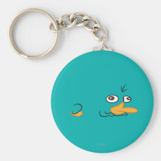 Perry el Platypus Llavero Personalizado
