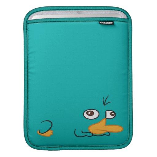 Perry el Platypus Manga De iPad