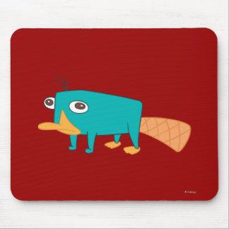 Perry el Platypus Tapete De Ratones