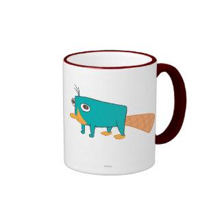 Perry el Platypus Taza De Café