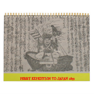 perry expedition calendar