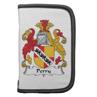 Perry Family Crest Planner