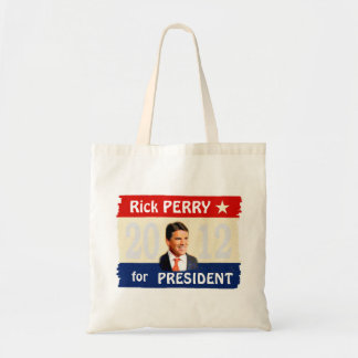 Perry for President Budget Tote Bag