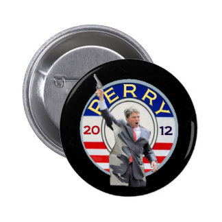 Perry for President Button
