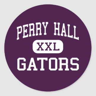 Perry Hall - gators - High - Baltimore Maryland Stickers