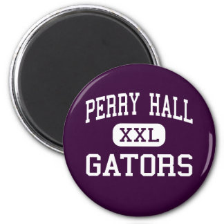 Perry Hall - Gators - High - Perry Hall Maryland Refrigerator Magnet