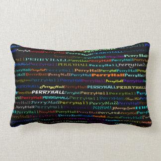 Perry Hall Text Design I Lumbar Pillow