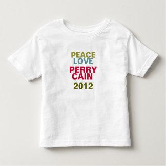 PERRY/la camiseta del niño de la paz 2012 y del Camisas