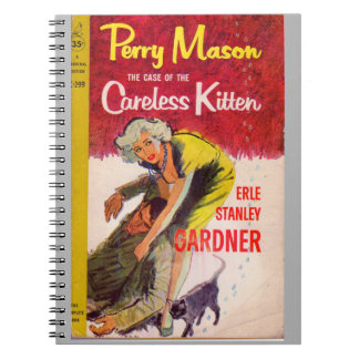 Perry Mason Case of the Careless Kitten book cover