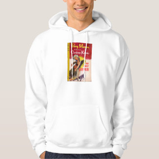 Perry Mason Case of the Careless Kitten book cover Hoodie