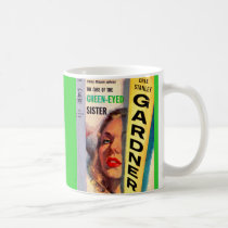 Perry Mason Case of the Green-Eyed Sister Coffee Mug
