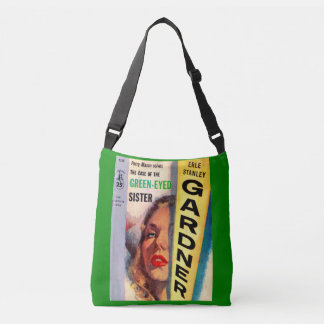 Perry Mason Case of the Green-Eyed Sister Crossbody Bag