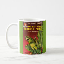 Perry Mason Case of the Perjured Parrot Coffee Mug