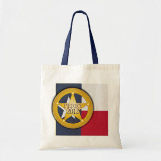 Perry President 2012 Canvas Bag