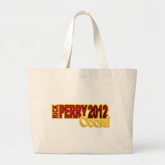 Perry President 2012 Oops Design Tote Bag
