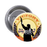 PERRY PRESIDENT PINBACK BUTTONS
