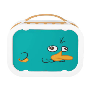 Perry the Platypus 2 Yubo Lunchbox