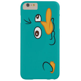Perry the Platypus Barely There iPhone 6 Plus Case