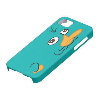 Perry the Platypus iPhone 5 Covers