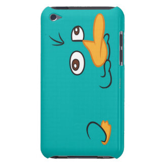 Perry the Platypus iPod Case-Mate Case