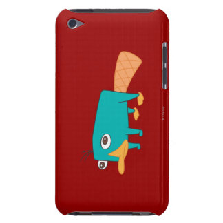 Perry the Platypus iPod Touch Case-Mate Case