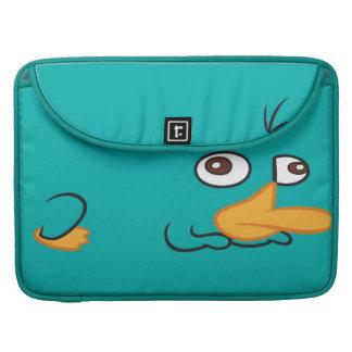 Perry the Platypus MacBook Pro Sleeve